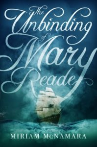 book review The Unbinding of Mary Reade by Miriam McNamara