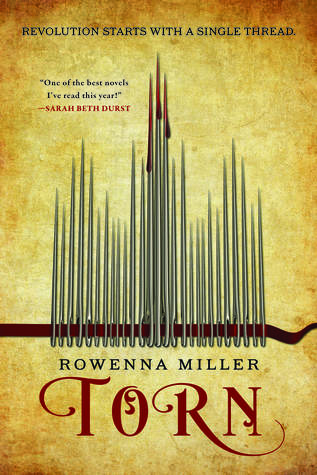 book review Torn by Rowenna Miller