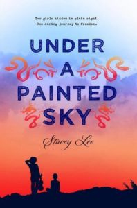 book review Under a Painted Sky by Stacey Lee