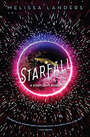 book review starfall by melissa landers