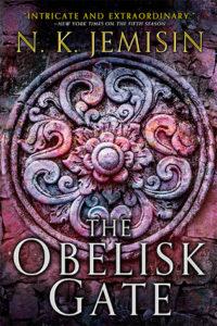 book review the obelisk gate by nk jemisin