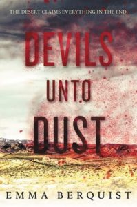 book review Devils Unto Dust by Emma Berquist