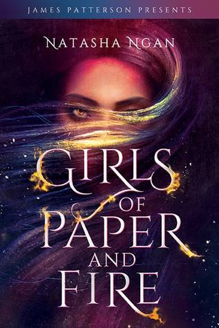 book review Girls of Paper and fire by natasha ngan