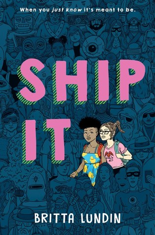 book review Ship it by britta lundin