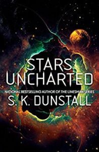 book review Stars uncharted by sk dunstall