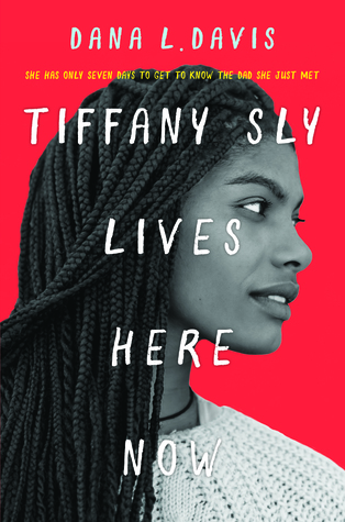 book review Tiffany sly lives here now by dana l davis