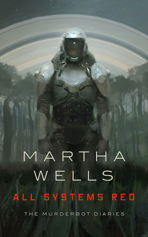 book review all systems red by martha wells