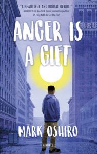 book review anger is a gift by mark oshiro
