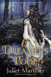 book review dreamers pool by juliet marillier