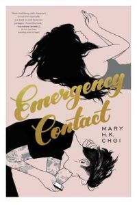 book review emergency contact by mary hk choi