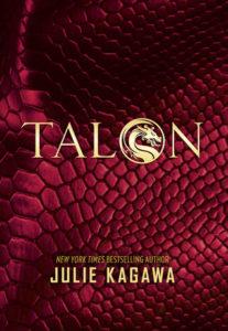 book review talon by julie kagawa