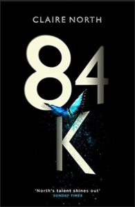book review 84K by claire north