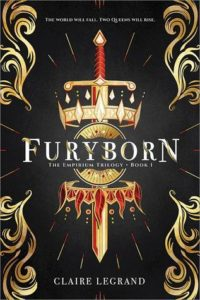 book review Furyborn by Claire Legrand