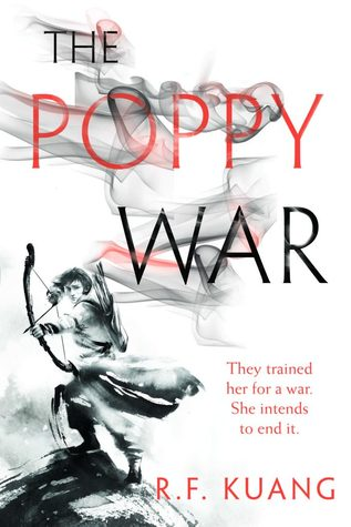 book review The Poppy War by RF Kuang