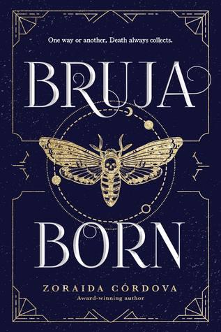 book review bruja born by Zoraida Córdova