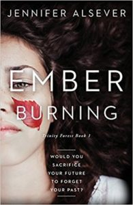 book review ember burning by jennifer alsever