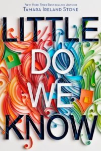 book review little do we know by tamara ireland stone