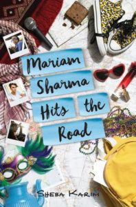 book review mariam sharma hits the road by sheba karim