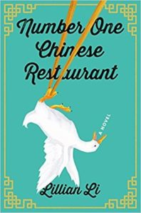 book review number one chinese restaurant by lillian li