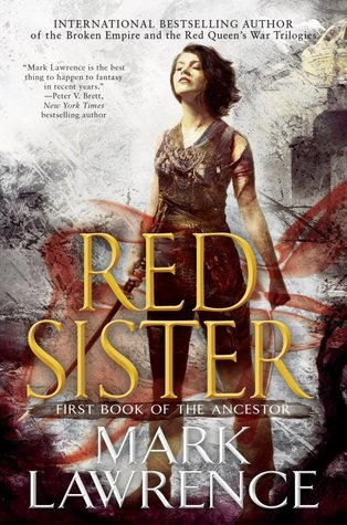 book review red sister by mark lawrence