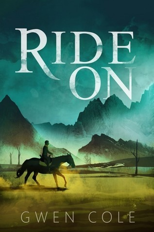 book review ride on by gwen cole
