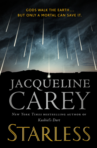 book review starless by jacqueline carey