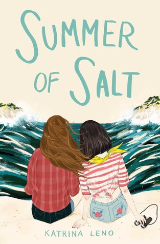 book review summer of salt by katrina leno