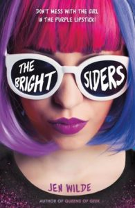 book review the brightsiders by jen wilde