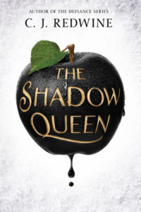 book review the shadow queen by cj redwine