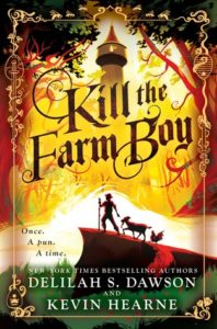 book review Kill the Farm Boy by Delilah S. Dawson and Kevin Hearne