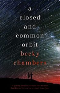 book review a closed and common orbit by becky chambers