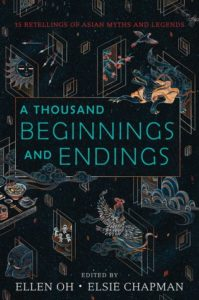 book review a thousand beginnings and endings edited by ellen oh and elsie chapman