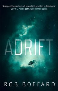 book review adrift by rob boffard