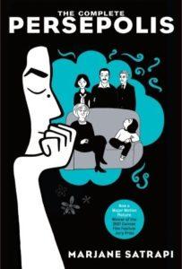 book review persepolis by marjane satrapi