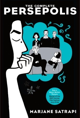 book review persepolis by marjane satrapi