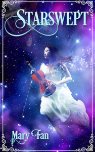 book review starswept by mary fan