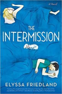 book review the intermission by elyssa friedland