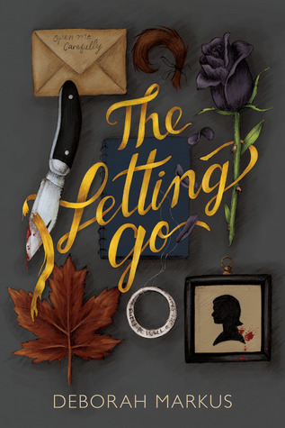 book review the letting go by deborah markus
