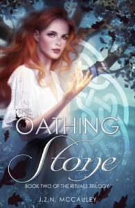 book review the oathing stone by jzn mccauley