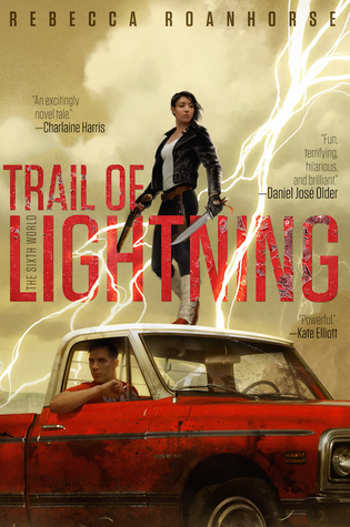 book review trail of lightning by rebecca roanhorse