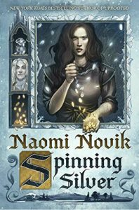 book review Spinning silver by naomi novik