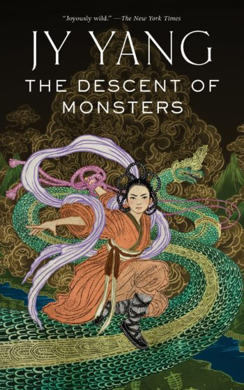 book review descent of monsters by jy yang