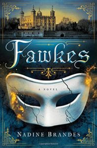 book review fawkes by nadine brandes