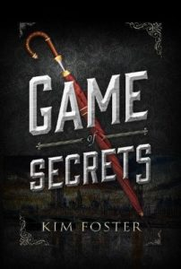 book review game of secrets by kim foster