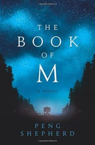 book review the book of m by peng shepherd