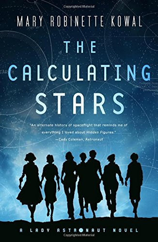 book reivew the calculating stars by mary robinette kowal