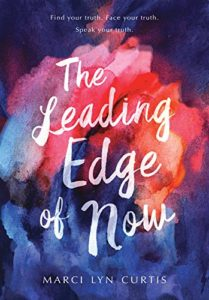 book review the leading edge of now by marci lyn curtis