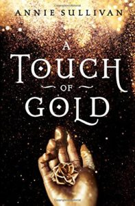 book review a touch of gold by annie sullivan