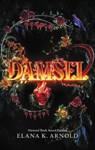 book review damsel by elana k arnold
