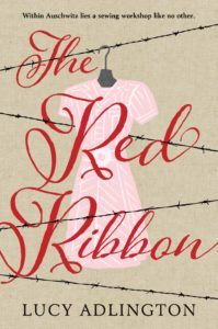 book review the red ribbon by lucy adlington